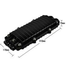 PC Material 2 in 2 out 24 Cores- Fiber Splice Closure