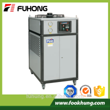 Ningbo fuhong ce China supplier 3hp industry air air-cooled chiller