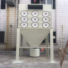 Pressure Sandblaster Dust Collectors