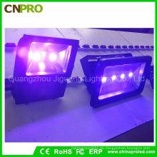 Spezialeffekte 100W UV LED Flutlicht IP65 zum Aushärten von Schwarzlicht Angel Aquarium Glow