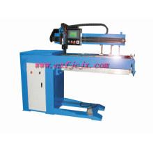 Longueur de soudure efficace 50-1200mm Équipement de soudure automatique à coutures droites