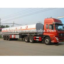 Dongfeng Kingland 8*4 LPG lpg tanker truck 35m3 diesel lpg auto tank sales