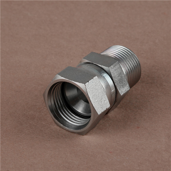 2bj Bsp Male Double Jic Female Adapter