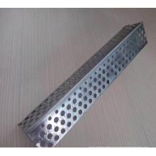 Galvanizado Perforado Corner Bead / Aluminum Metal Angle Bead / Drywall Angle Beads Corner Bead