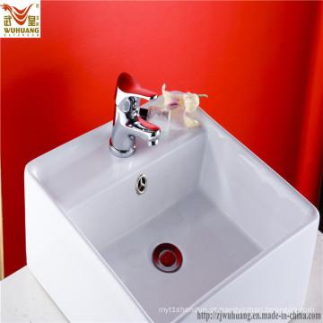 Misturador de lavatório monocomando para banheiro