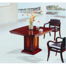Modern small round high top office meeting table