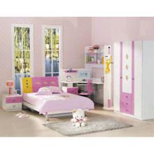 Children Furniture - Wooden Bedroom Furniture (WJ277354)