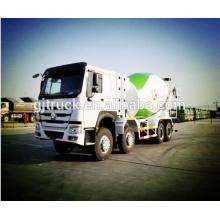 8X4 HOWO CNG Camión hormigonera / HOWO Camión mezclador GNC / Howo camión hormigonera / Camión mezclador / CNG Cement truck / Mixing truck