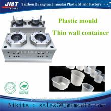 Contenedores de almacenamiento de alimentos moldes productos de plástico de inyección
