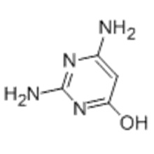 2,4-Diamino-6-hidroxipirimidina CAS 56-06-4