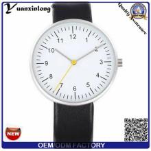 Yxl-395 automático digital de acero inoxidable relojes impermeable Wristband Moda deporte de cuarzo hombres reloj