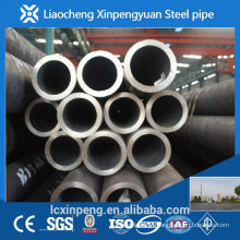 manufacture and exporter high precision sch40 seamless carbon steel tubing hot-rolled