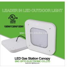 ul cul certifié LED station-service baldaquin led parking garage lumière