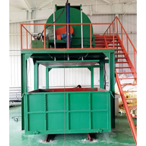 Re-Bonding Sponge Foam Machine