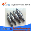 Accessories For Injection Molding Machine Screw Barrel Tip And Nozzle