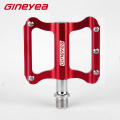 Gineyea Mountain Bike Ball bearings Platform Pedals