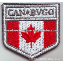 bullion embroidery badge