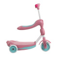 Electric Triscooter Suit Kids for 3+ with Bubbles