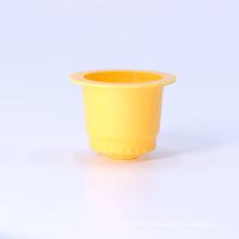 Disposable empty coffee capsule for nespresso coffee