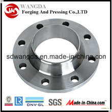 Forged Welding-Neck 150lbs Flanges Carton Steel Flange