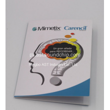 Cartões, Music Greeting Card, Speaking Greeting Cards