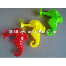 2013 novos brinquedos mão manivela ventilador vento acima ventilador