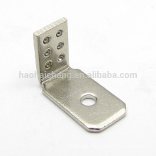 High punching parts stainless steel electrical terminal block connector High punching parts stainless steel electrical terminal block connector Description for High punching parts stainless steel electrical terminal block connector