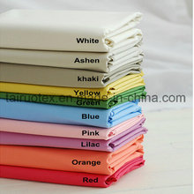 Yarn Dyed Polyester Cotton Tc Fabric for Linging Fabric