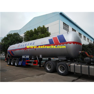 54 CBM Bulk Used LPG Réservoirs de carburant