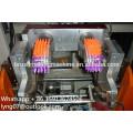 Máquina automática de alta velocidad del cepillo del retrete de 4 ejes del CNC