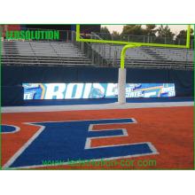 Farbenreiche Outdoor Footabll Stadium Perimeter LED-Anzeige
