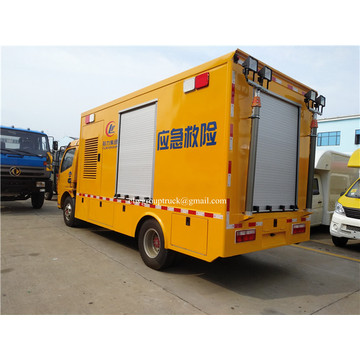 Airport pavement mobile maintenance engineering emergency vehicle