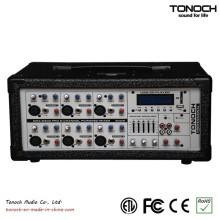 Tonoch 6 Kanal Power Box Theaterkonsole