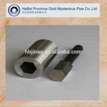 Hexagonal OD Round Corner Seamless Steel Pipes & Tubes RFQ