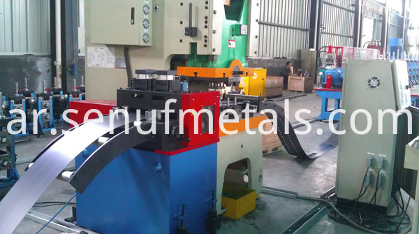 window frame forming machine (1)