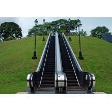 Aluminum Step Outdoor Escalator with Vvvf