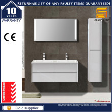 48′′ Modern Hanging Bathroom Cabinet with Mirror