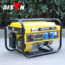 BISON CHINA 170 Motor 240 Volt Benzingenerator EC3500