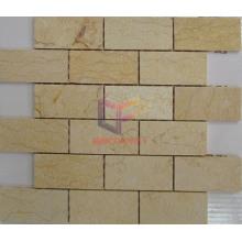 DOT Face Natural Marble Stone Mosaic (CFS959)