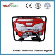 7.5kw 50Hz generador de gasolina trifásico