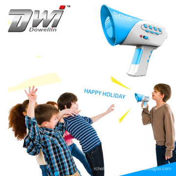 Funny Multi Voice Changer 7 Different Voices Speaker Toy For Children Kids