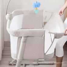 Кроватка для новорожденных Ronbei Портативная детская кроватка