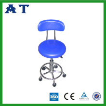 Attractive design dental operator stool