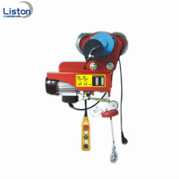 100kg 220v PA Mini Wire Wire Wire Hoist