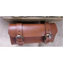 Горные Vintage велосипед сумки велосипед сумка ручной работы cowhide / кожаный велосипед сиденье седельная сумка для гигантских седло мешок