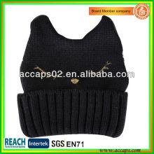 Chapéu de gato de malha BN-0501
