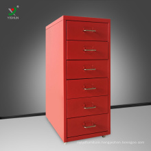 Office steel furniture KD structure steel file cabinet
