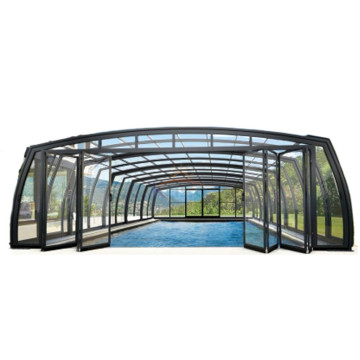 Thailand Spa Dome Kapsling Sikkerhed Swimmingpool Cover