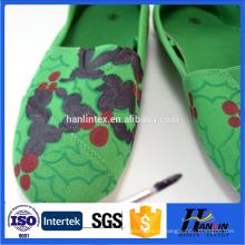 Холщовая ткань для обуви