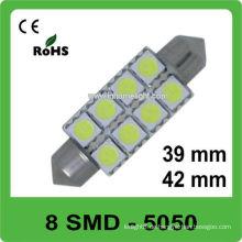 39mm LED-Lampe, 5050 SMD Girlande führte leichte Auto